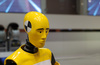 crash test dummy - photo/picture definition - crash test dummy word and phrase image