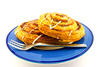 cinnamon buns - photo/picture definition - cinnamon buns word and phrase image