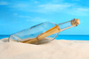 message in a bottle - photo/picture definition - message in a bottle word and phrase image