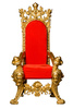 throne - photo/picture definition - throne word and phrase image