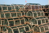 lobster traps - photo/picture definition - lobster traps word and phrase image
