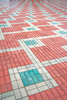pavement pattern - photo/picture definition - pavement pattern word and phrase image