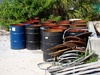 steel drums - photo/picture definition - steel drums word and phrase image
