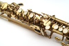 soprano saxophone - photo/picture definition - soprano saxophone word and phrase image