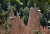 earth pyramids - photo/picture definition - earth pyramids word and phrase image