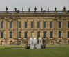 Chatsworth castle, UK - photo/picture definition - Chatsworth castle, UK word and phrase image