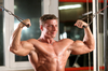 bodybuilder - photo/picture definition - bodybuilder word and phrase image