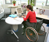 handicapped - photo/picture definition - handicapped word and phrase image