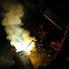 welder - photo/picture definition - welder word and phrase image
