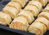 vegetable roll - photo/picture definition - vegetable roll word and phrase image
