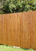 wooden fence - photo/picture definition - wooden fence word and phrase image