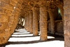 park guell - photo/picture definition - park guell word and phrase image