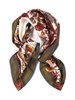 silk scarf - photo/picture definition - silk scarf word and phrase image