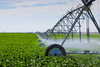 irrigation pivot - photo/picture definition - irrigation pivot word and phrase image