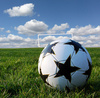 soccer ball - photo/picture definition - soccer ball word and phrase image