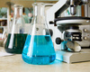 chemical laboratory - photo/picture definition - chemical laboratory word and phrase image
