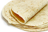 tortilla flat bread - photo/picture definition - tortilla flat bread word and phrase image