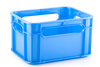 plastic crate - photo/picture definition - plastic crate word and phrase image