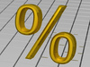 percent - photo/picture definition - percent word and phrase image