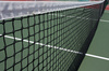 tennis net - photo/picture definition - tennis net word and phrase image