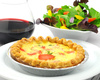 quiche - photo/picture definition - quiche word and phrase image