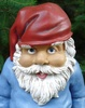 garden gnome - photo/picture definition - garden gnome word and phrase image