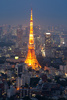 tokio tower - photo/picture definition - tokio tower word and phrase image