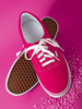pink sneakers - photo/picture definition - pink sneakers word and phrase image