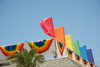 gay pride flags - photo/picture definition - gay pride flags word and phrase image