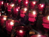 votive candles - photo/picture definition - votive candles word and phrase image