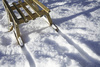 sledges - photo/picture definition - sledges word and phrase image