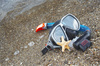 snorkeling set - photo/picture definition - snorkeling set word and phrase image
