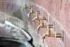 water taps - photo/picture definition - water taps word and phrase image
