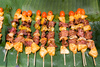 Thai barbecue - photo/picture definition - Thai barbecue word and phrase image