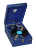 portable gramophone - photo/picture definition - portable gramophone word and phrase image