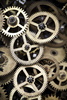 gears - photo/picture definition - gears word and phrase image