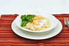 chicken alfredo - photo/picture definition - chicken alfredo word and phrase image
