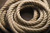 coiled rope - photo/picture definition - coiled rope word and phrase image