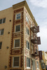 apartment building - photo/picture definition - apartment building word and phrase image