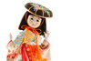 Japanese doll - photo/picture definition - Japanese doll word and phrase image