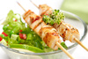 shish kebab - photo/picture definition - shish kebab word and phrase image