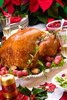 roasted turkey - photo/picture definition - roasted turkey word and phrase image
