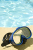 diving mask - photo/picture definition - diving mask word and phrase image