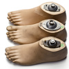 artificial feet - photo/picture definition - artificial feet word and phrase image