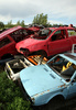 car cemetery - photo/picture definition - car cemetery word and phrase image