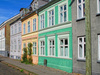 Danish houses - photo/picture definition - Danish houses word and phrase image