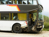 bus accident - photo/picture definition - bus accident word and phrase image