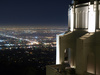 Griffith Park Observatory - photo/picture definition - Griffith Park Observatory word and phrase image