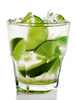 Caipirinha coctail - photo/picture definition - Caipirinha coctail word and phrase image