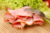 fresh ham - photo/picture definition - fresh ham word and phrase image
